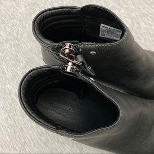 Sorel Shoes - Sorel Leather Booties